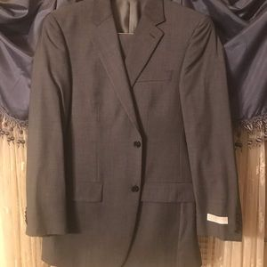 Brand new with tags designer suit with pants